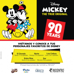 Mickey The True Original 90 Years