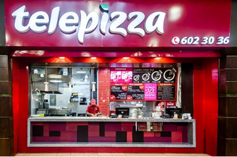 Riocentro shopping centro comercial sur telepizza for Telepizza 3 pisos