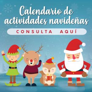 Calendario Navidad