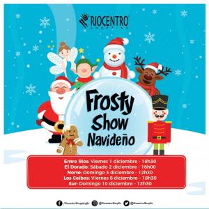 Frosty Show Navideño