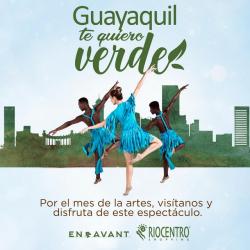 Guayaquil te quiero verde