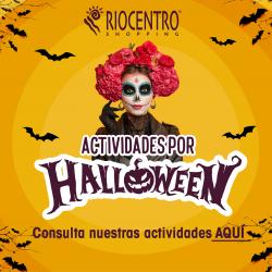Actividades por Halloween